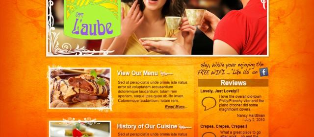 Sample Restaurant – Cafe