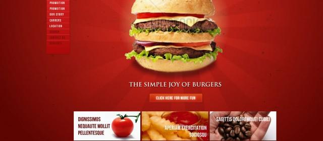Sample Restaurant – Fast Food