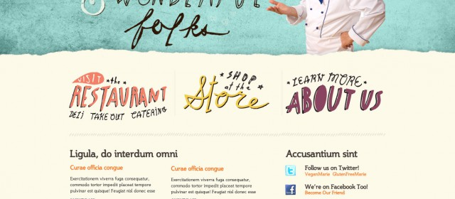 Sample Restaurant – BYOB