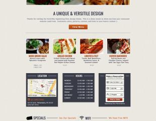 Sample Restaurant – Inspiration