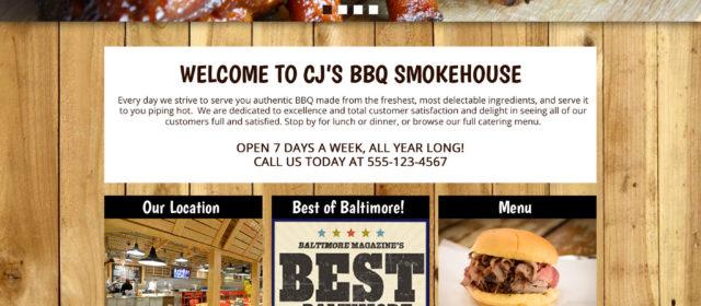 CJ's BBQ
