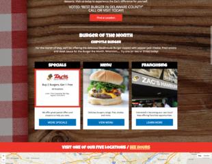 Zac's Burgers