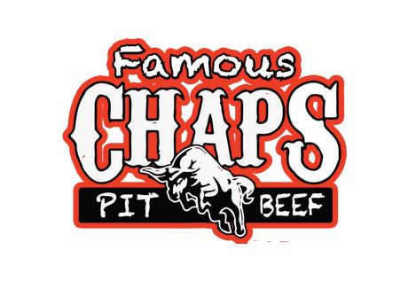 Chaps Pit Beef Website Design